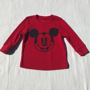 Jumping Beans Long Sleeve Disney Thermal Size 12 M